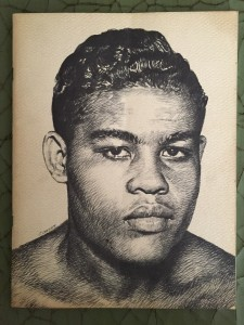 Joe Louis the Greatest Fighter of my time